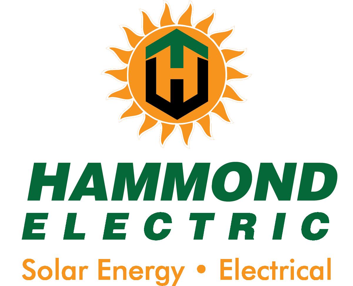 Hammond Electric Stacked Logo