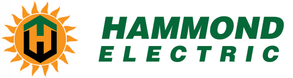 Hammond Electric Nav Logo